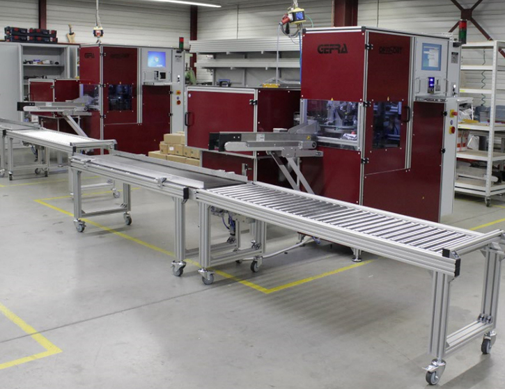 Optisort N Fully Automated Inspection System For